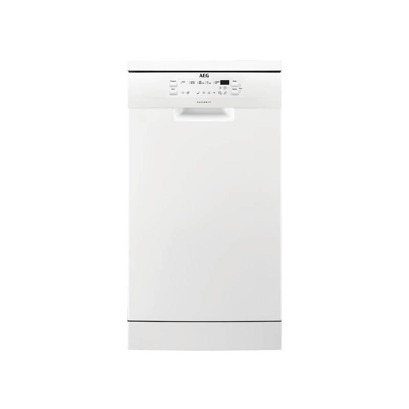 Umývačka riadu AEG Mastery FFB51400ZW biela + Cashback 40 € + Doprava zadarmo