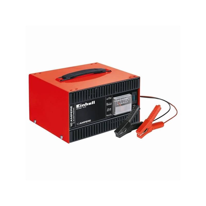 Nabíjačka autobatérií Einhell CC-BC 10 E