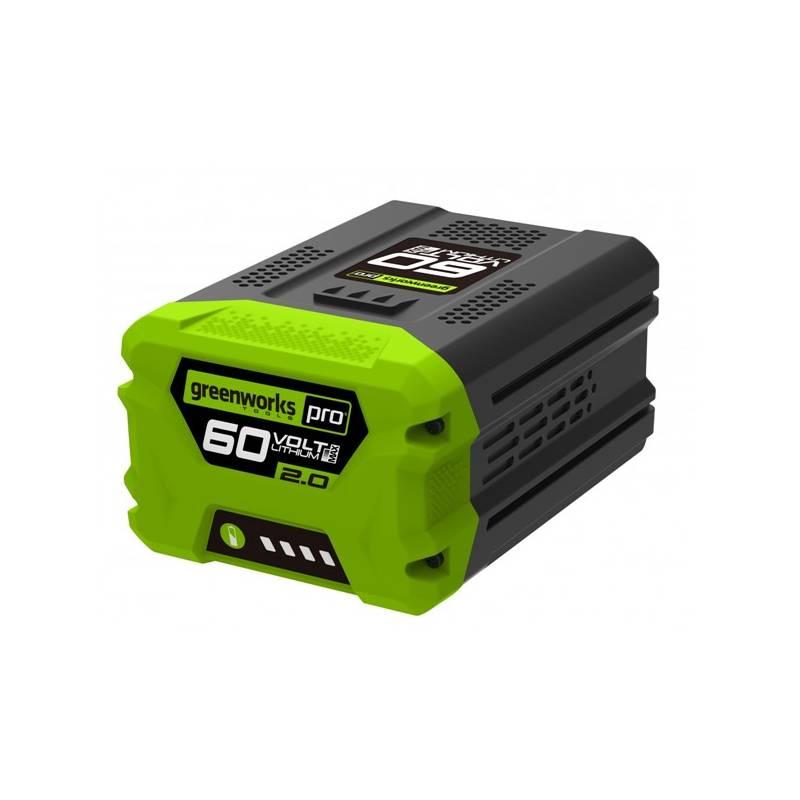 Akumulátor Greenworks G60B2 + Doprava zadarmo