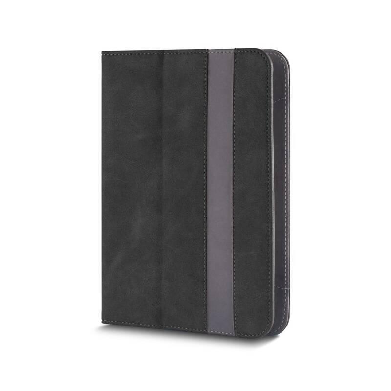 """Púzdro na tablet flipové GreenGo Fantasia na tablet 7-8"""" (GSM012855) čierne"""