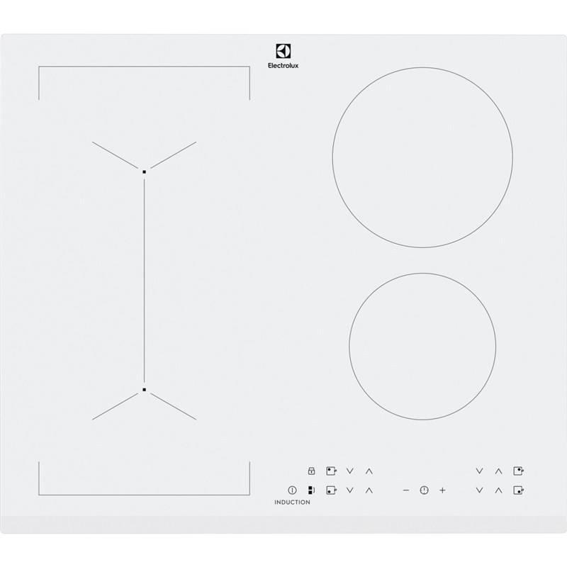 Indukčná varná doska Electrolux LIV63430BW biela + Doprava zadarmo