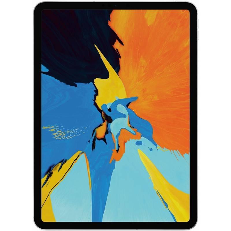 "Dotykový tablet Apple iPad Pro 11"" (2018) Wi-Fi + Cell 1 TB - Silver (MU222FD/A)"