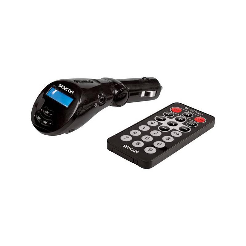 Transmitter Sencor SWM 151 RDS MP3 (35033059)