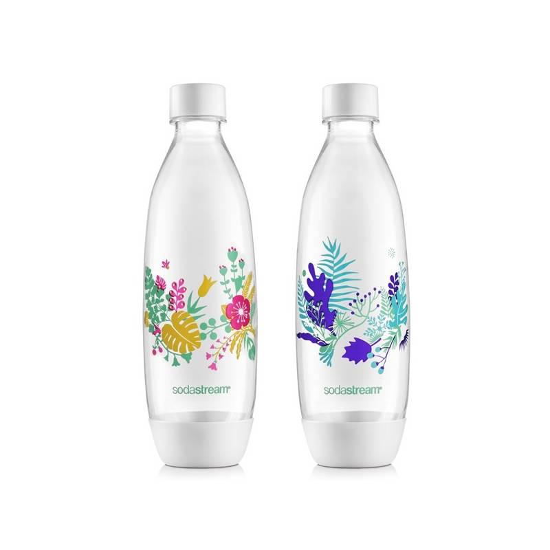 Fľaša SodaStream Fuse Rostliny 2 x 1l