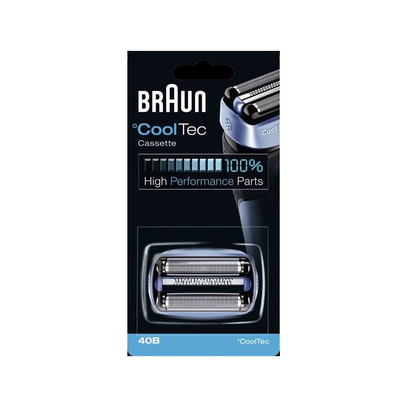 Príslušenstvo pre holiace strojčeky Braun CombiPack 40B