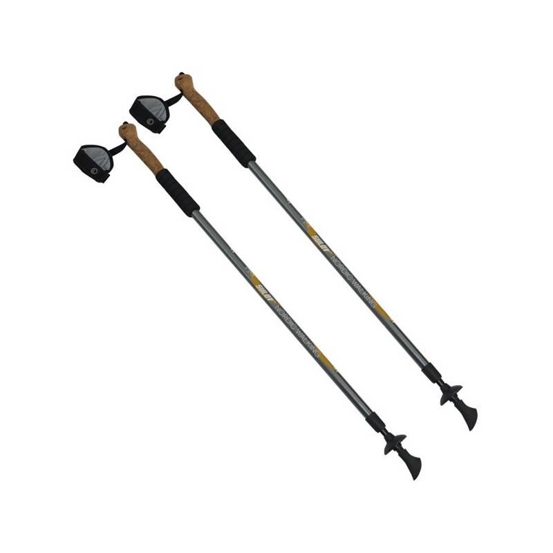 Trekové palice Sulov Nordic walking, 1 pár oranžové