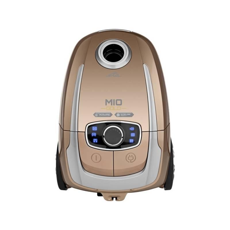 Vysávač podlahový ETA Mio GOLD 1502 90000 zlatá farba + Doprava zadarmo