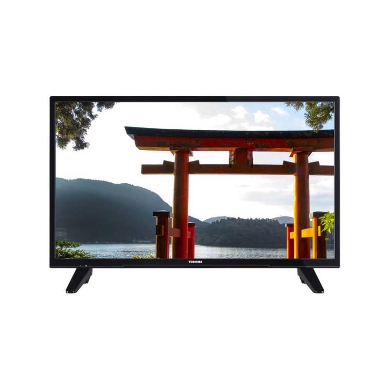 Televízor Toshiba 32D1665DG (443072) čierna