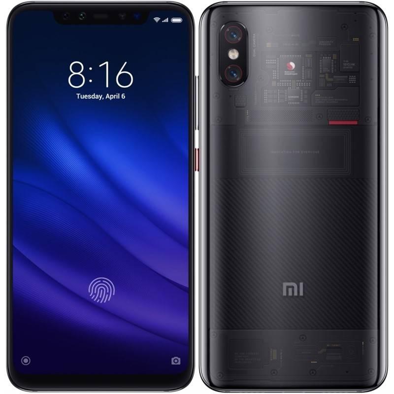 Mobilný telefón Xiaomi Mi 8 Pro Transparent Titanium (20898) + Doprava zadarmo