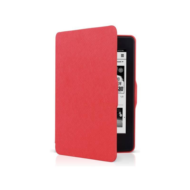 Puzdro pre čítačku e-kníh Connect IT pro Amazon Kindle Paperwhite 1/2/3 (CI-1028) červené