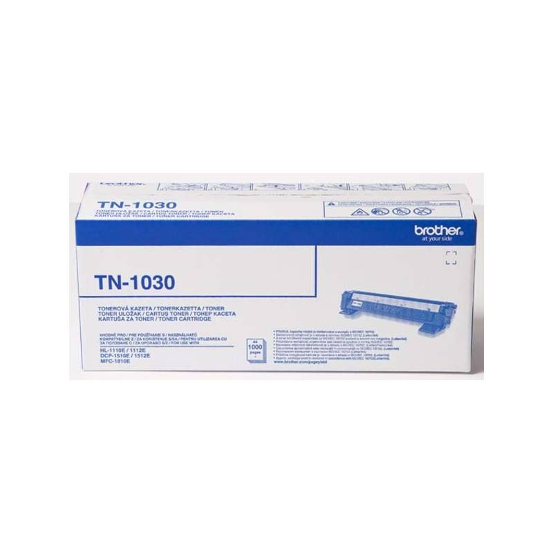Toner Brother TN-1030, 1000 stran, originální (TN1030) čierny