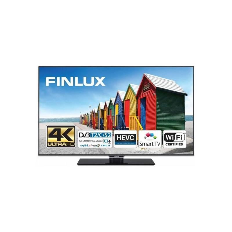 Televízor Finlux 49FUC8060 (451581) čierna + Doprava zadarmo