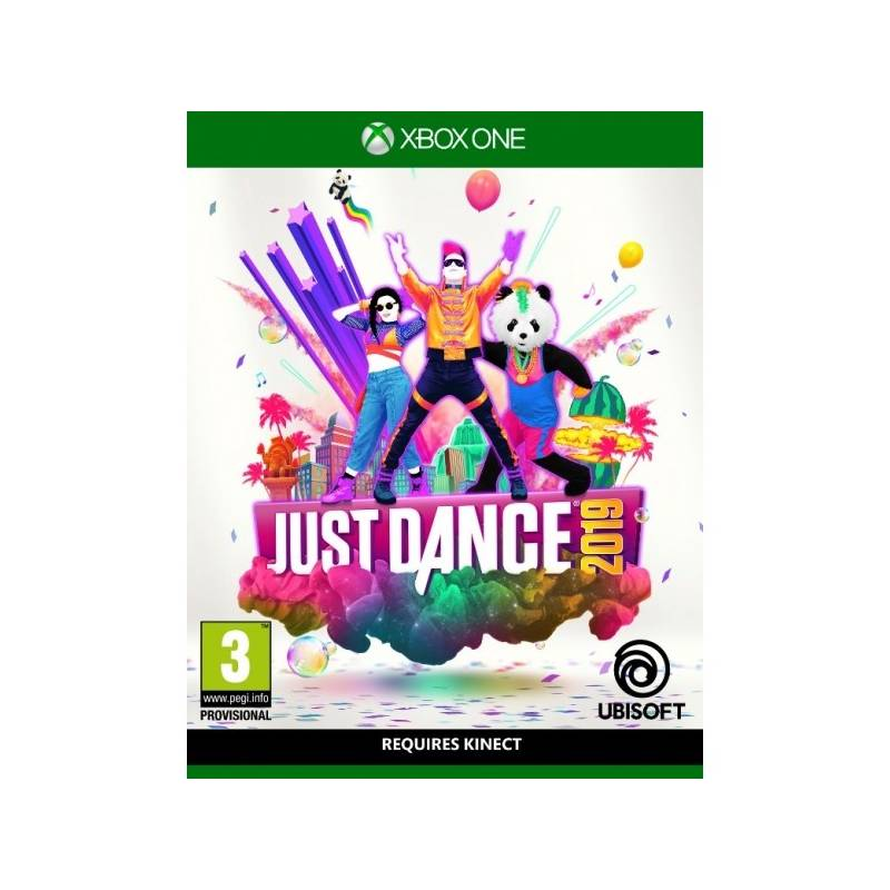 Hra Ubisoft Xbox One Just Dance 2019 (USX303641)