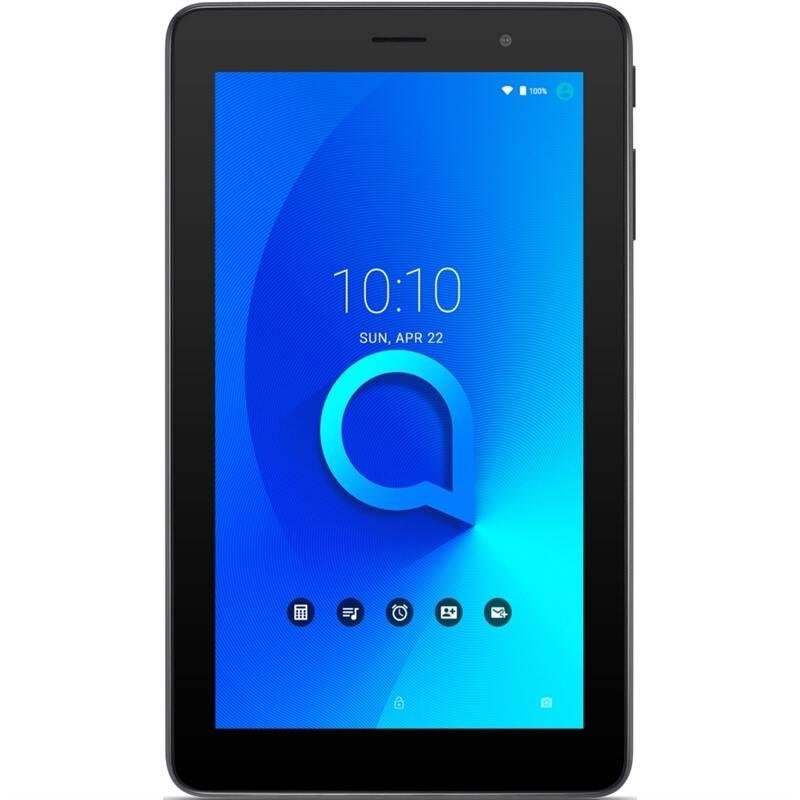 Tablet ALCATEL 1T 7 2021 KIDS + ochranný obal (9309X-2AALCZ1-2) čierny/ružový