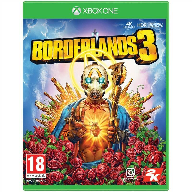 Hra 2K Games Xbox One - Borderlands 3 (5026555361910)