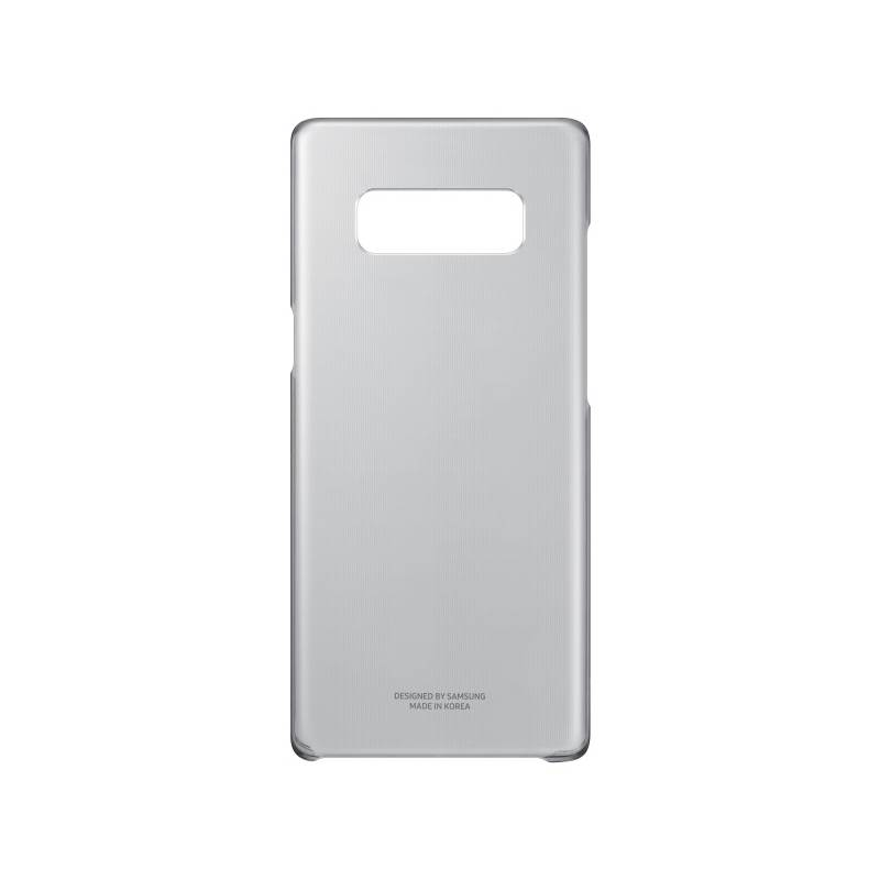 Kryt na mobil Samsung Clear Cover pro Galaxy Note 8 (EF-QN950CBEGWW) čierny