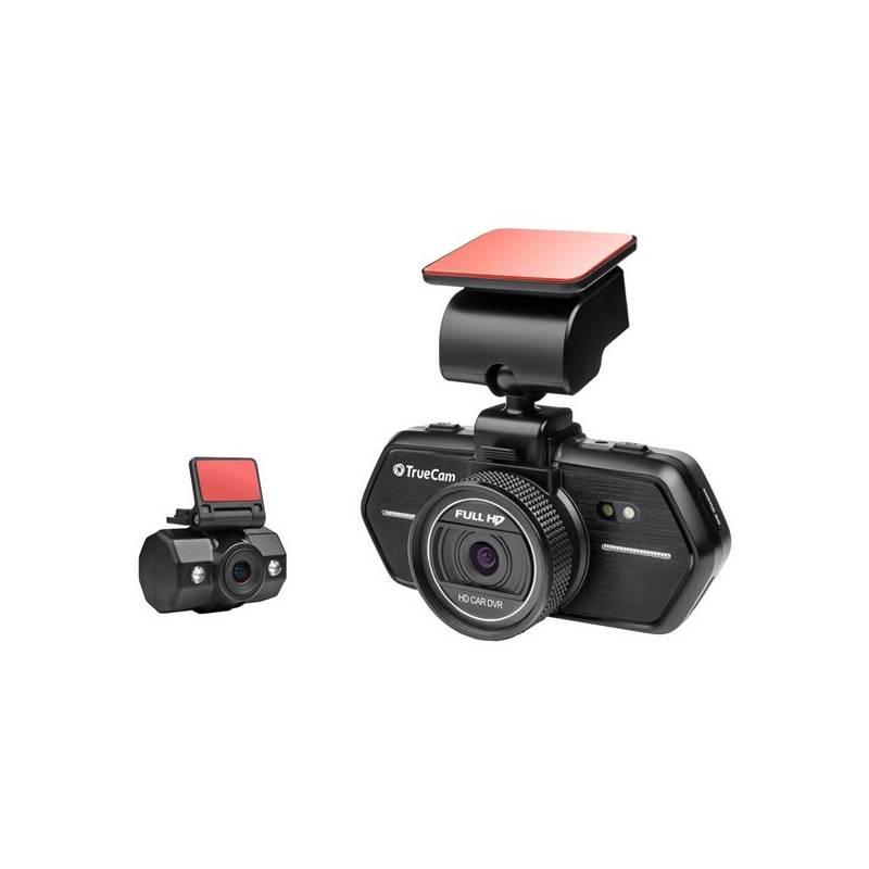 Autokamera TrueCam A6 čierna
