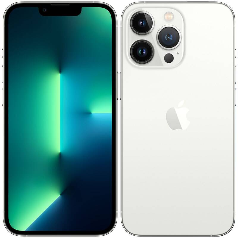 Mobilný telefón Apple iPhone 13 Pro 256GB Silver (MLVF3CN/A)
