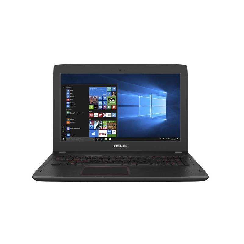 Notebook Asus FX502VE-FY047T (FX502VE-FY047T) čierny Software F-Secure SAFE, 3 zařízení / 6 měsíců (zdarma) + Doprava zadarmo