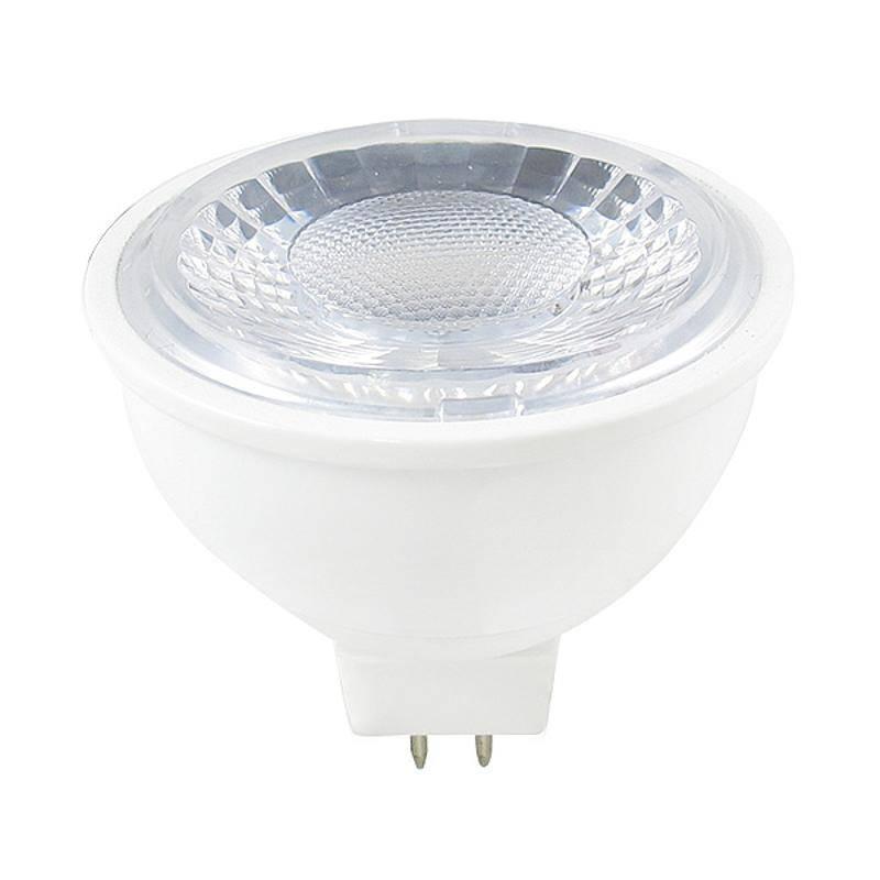 LED žiarovka McLED bodová, 5W, GU5.3, teplá bílá (430964)