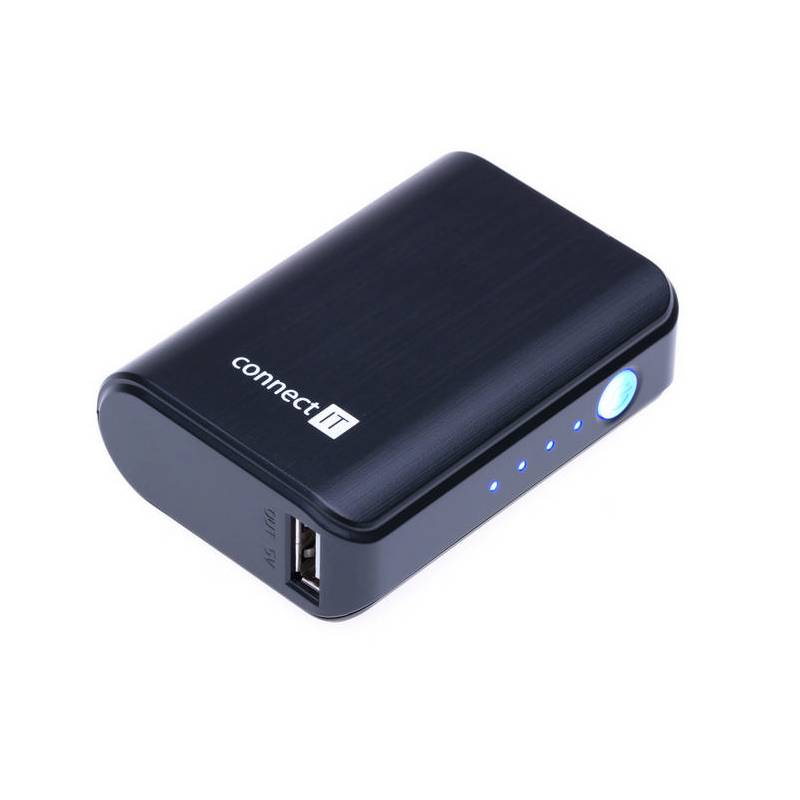 Power Bank Connect IT CI-247 5200mAh (CI-247) čierna
