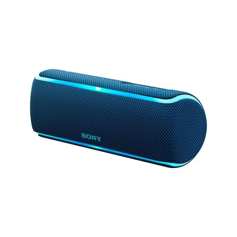 Prenosný reproduktor Sony SRS-XB21 (SRSXB21L.CE7) modrý