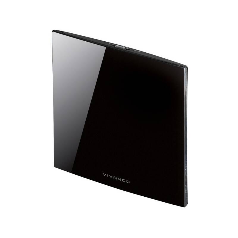 Anténa pokojová Vivanco TVA 4050 (456329) černá