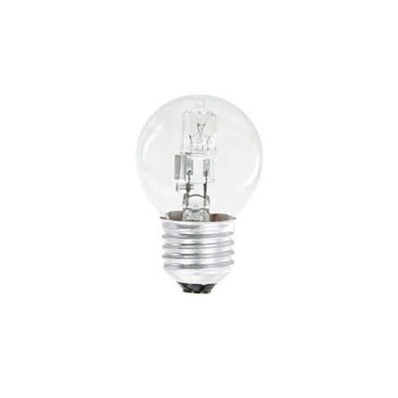 Halogénová žiarovka EMOS klasik, 18W, E27, teplá bílá (ECCL18-P45E27)