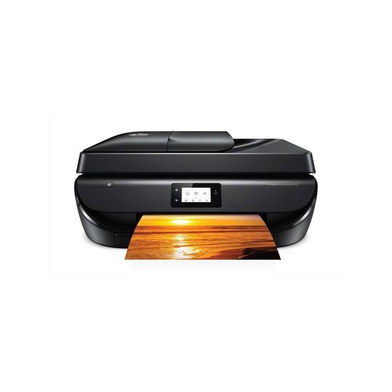 Tlačiareň multifunkčná HP DeskJet Ink Advantage 5275 (M2U76C#A82) čierna farba