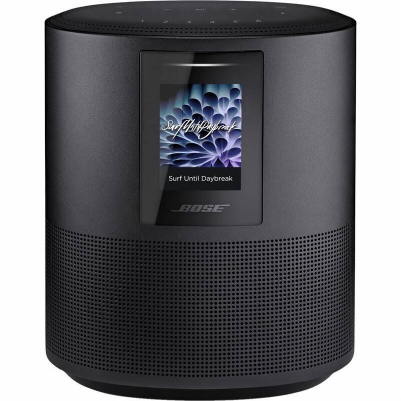 Přenosný reproduktor Bose Home Smart Speaker 500 černý