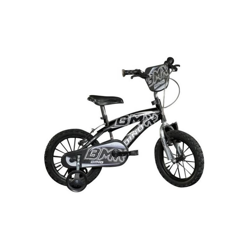"Detský bicykel Dino Bikes Dino Bikes 14"" čierne"