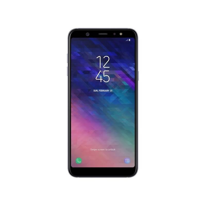 Mobilný telefón Samsung Galaxy A6+ (SM-A605FZVNXEZ) fialový Software F-Secure SAFE, 3 zařízení / 6 měsíců (zdarma)