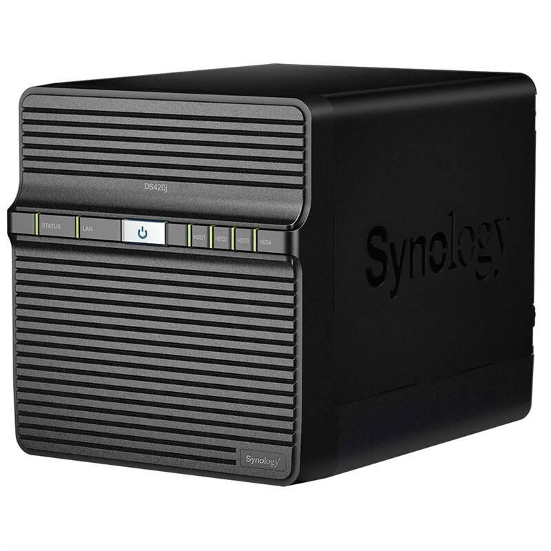 Sieťové úložište Synology DS420j (DS420j) + Doprava zadarmo