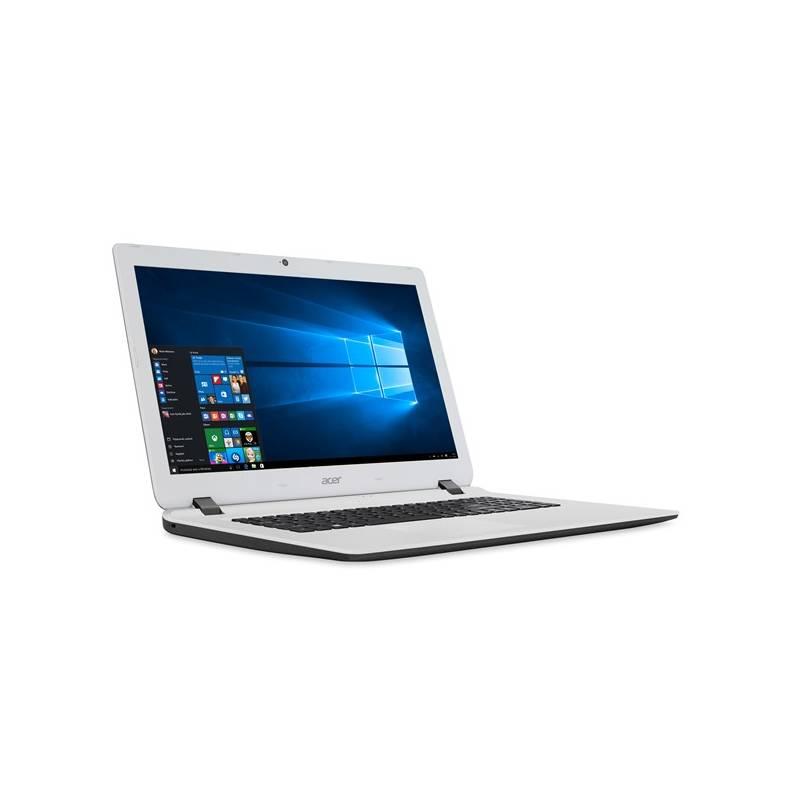 Notebook Acer Aspire ES17 (ES1-732-C4KF) (NX.GH6EC.002) čierny/biely Software F-Secure SAFE 6 měsíců pro 3 zařízení (zdarma) + Doprava zadarmo
