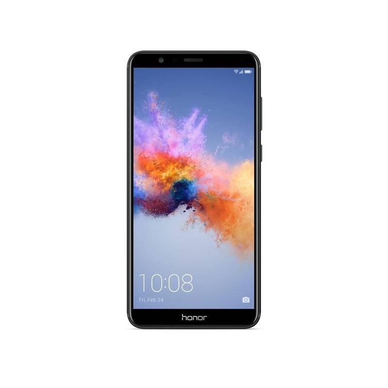 Mobilný telefón Honor 7X Dual SIM (51091YVK) čierny Software F-Secure SAFE, 3 zařízení / 6 měsíců (zdarma) + Doprava zadarmo