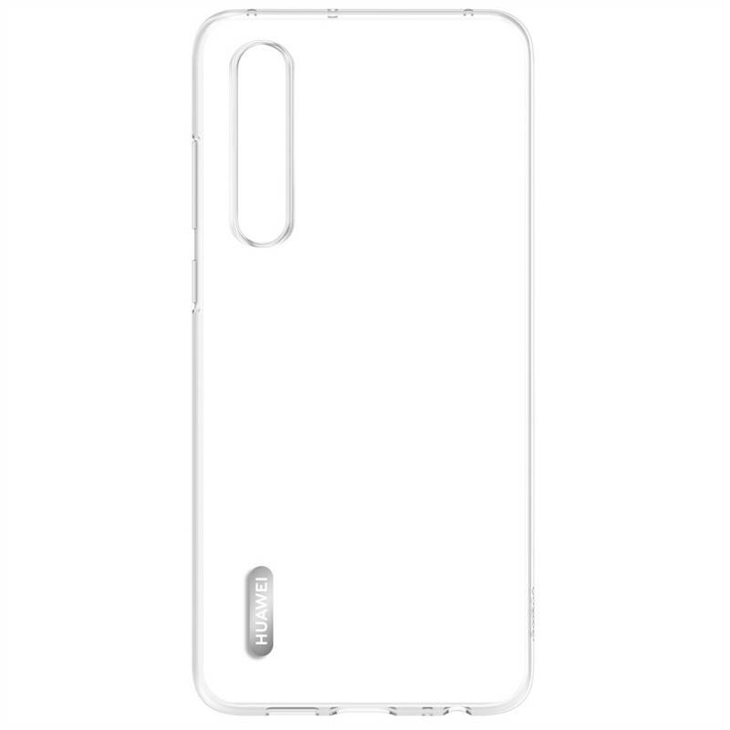 Kryt na mobil Huawei Clear Case pro P30 (51993008) průhledný