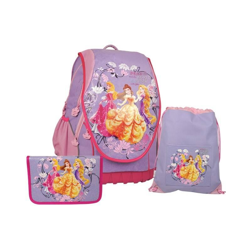 Školní set Sun Ce Disney princezny ABB SET - BELLA 45bec926ce