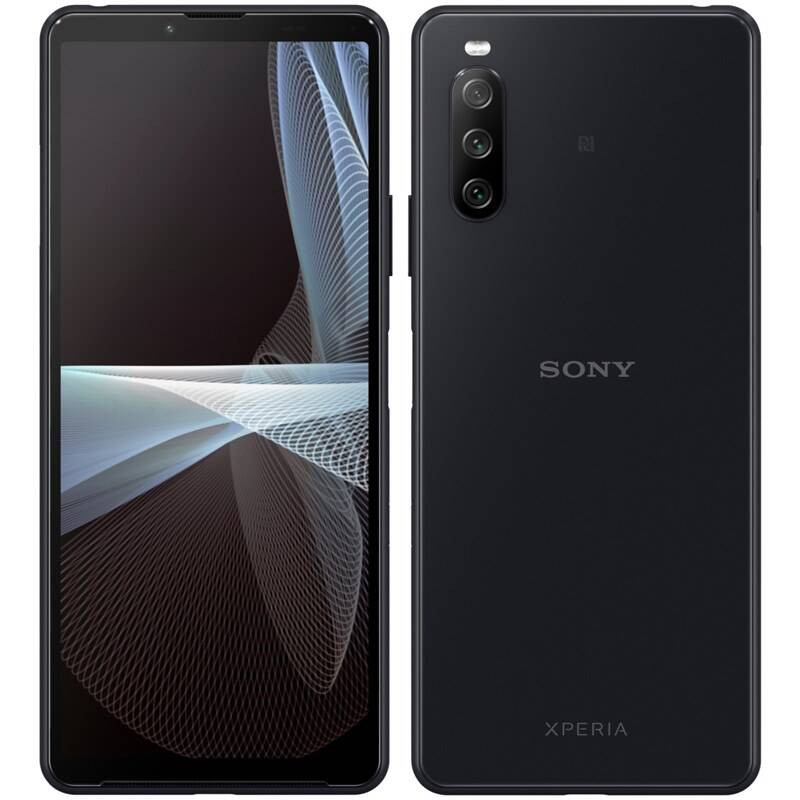 Mobilný telefón Sony Xperia 10 III 5G (XQBT52C2B.EEAC) čierny + Doprava zadarmo