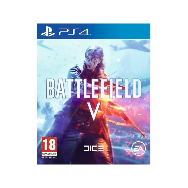Hra EA PlayStation 4 Battlefield V (EAP404081)