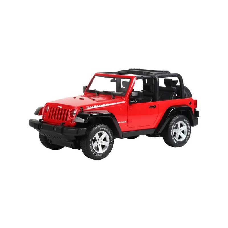 RC auto Buddy Toys Jeep BRC 10.110, 1:10 červené + Doprava zadarmo