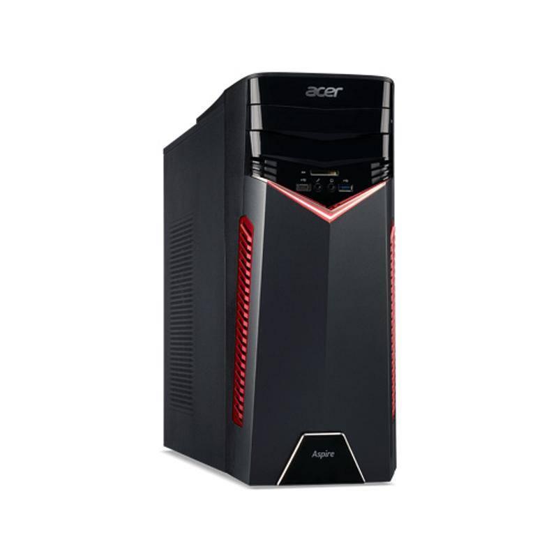 Stolný počítač Acer Aspire GX-781 (DG.B8CEC.027) čierny Software F-Secure SAFE, 3 zařízení / 6 měsíců (zdarma) + Doprava zadarmo