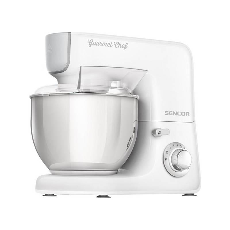 Kuchynský robot Sencor STM 3770WH biely