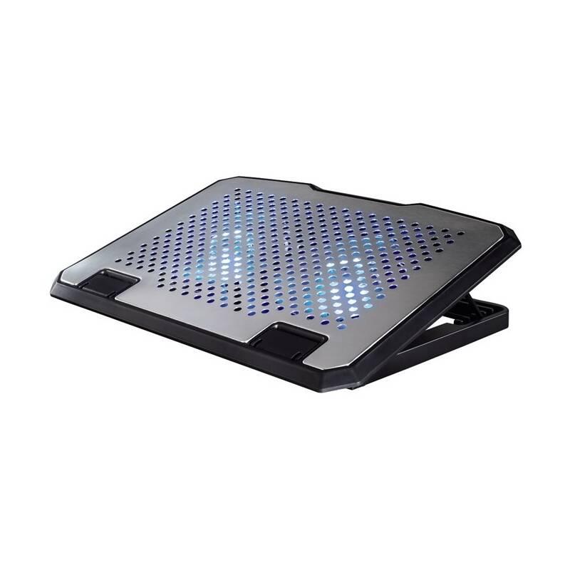 """Chladiaca podložka pre notebooky Hama Aluminium pro 13,3"""" - 15,6"""" (53064)"""