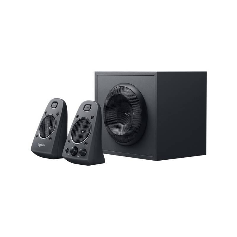 Reproduktory Logitech Z625 THX (980-001256) černé