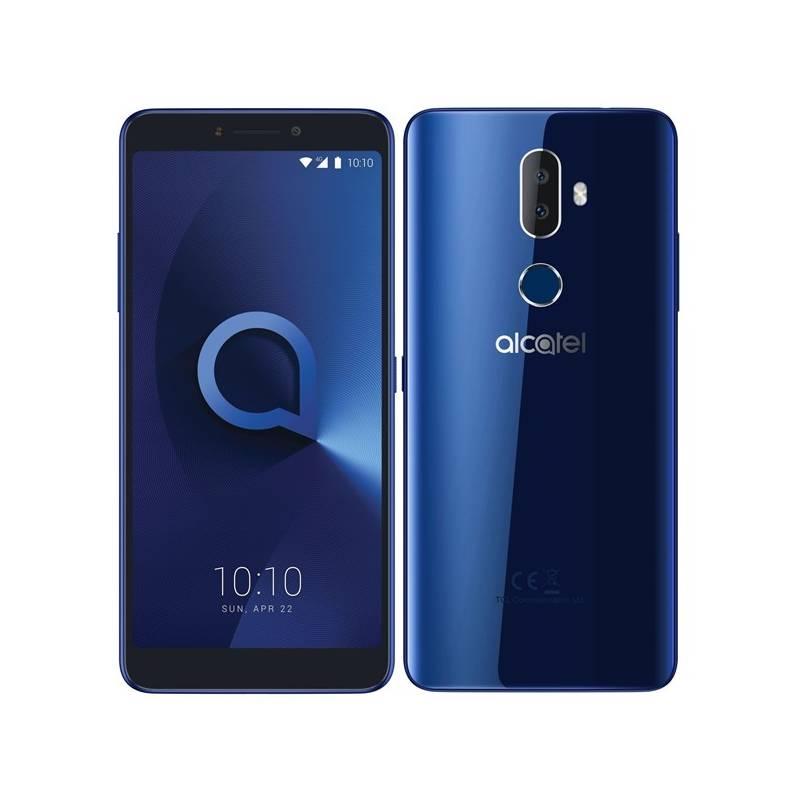 Mobilný telefón ALCATEL 3V (5099D-2AALE12) modrý