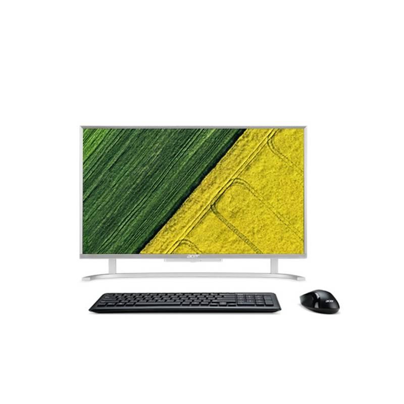 PC all in-one Acer Aspire AC22-720 (DQ.B7AEC.002) strieborný Software F-Secure SAFE, 3 zařízení / 6 měsíců (zdarma) + Doprava zadarmo