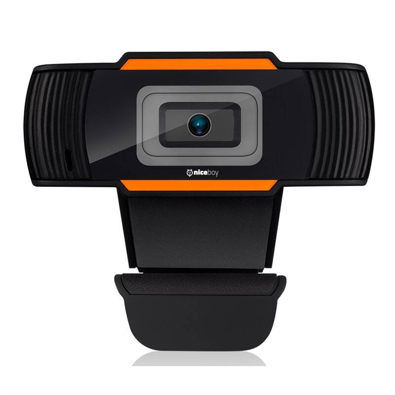 Webkamera Niceboy Stream čierna + Doprava zadarmo