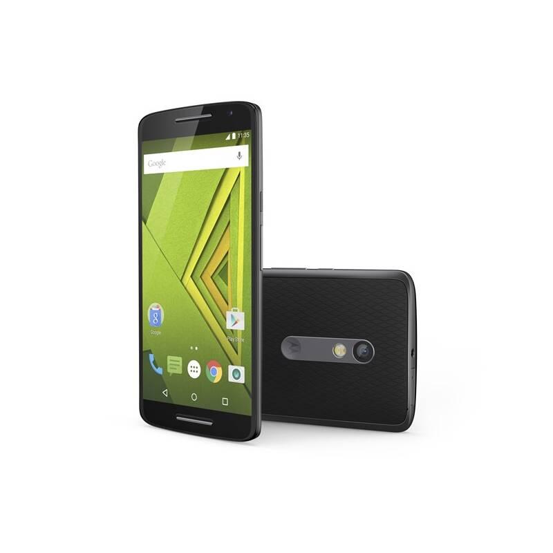 Mobilný telefón Motorola Moto X Play 16 GB (SM4232AE7T1) čierny