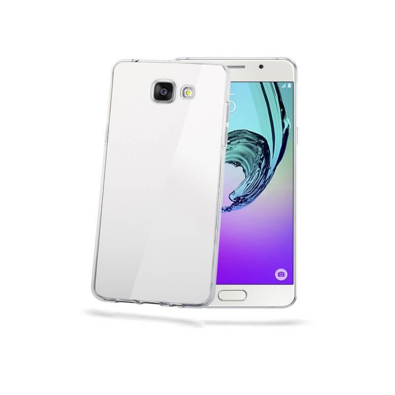 Kryt na mobil Celly Gelskin pro Samsung Galaxy A3 (2017) (GELSKIN643) priehľadný