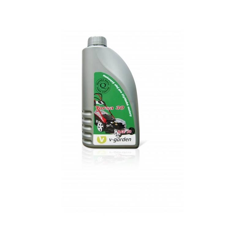 Olej V-Garden SAE 30 API SL/CF 0,6 l + Doprava zadarmo